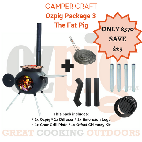 Ozpig Package - The Fat Pig