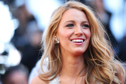 Venerable cool girl Blake Lively