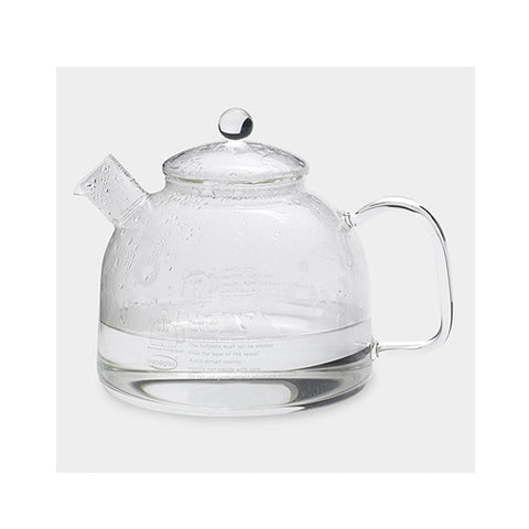 MoMA Glass Water Kettle