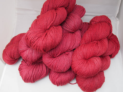 Sweater Quantity: Small-Batch Rambouillet/Silk Yarn