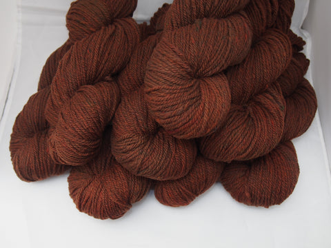 Sweater Quantity: Small-Batch Rambouillet Yarn