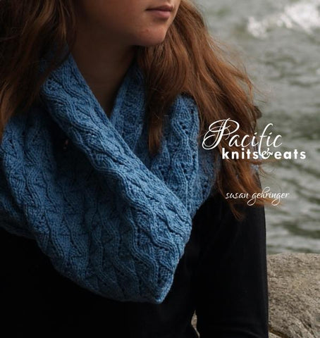 Pacific Knits & Eats, grist creative pattern book