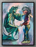 """United We Stand"" Painting Print - Giovannie's Originals"