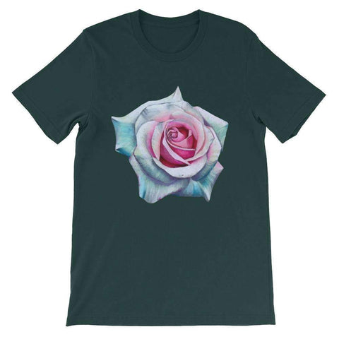 Single Rose T-Shirt (Unisex),  - Giovannie's Originals