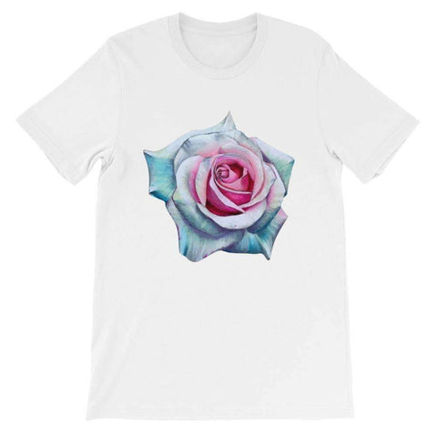 Single Rose T-Shirt (Unisex) - Giovannie's Originals