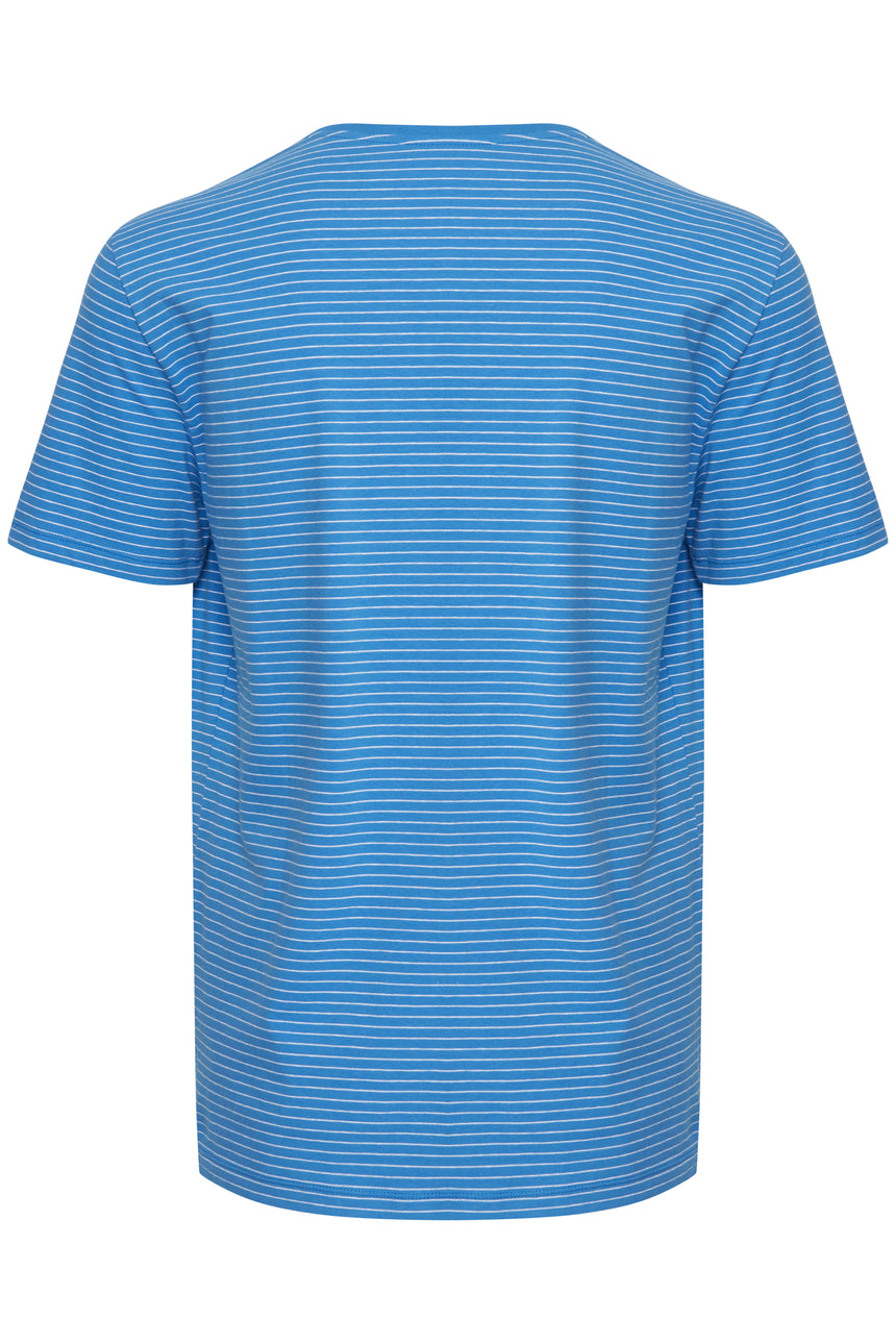 Bugatchi T-Shirt - Horizontal Stripe