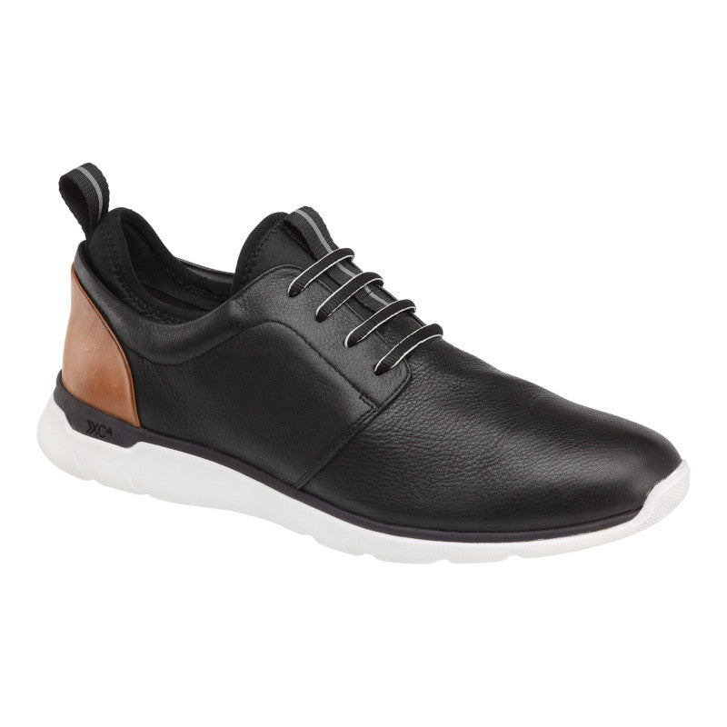 J&M Prentiss Plain Toe-Black