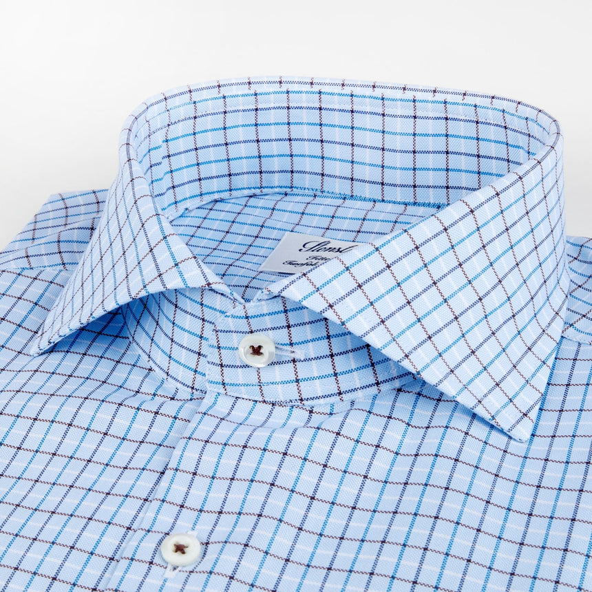 Serica Classics Non Iron Dress Shirt - Check