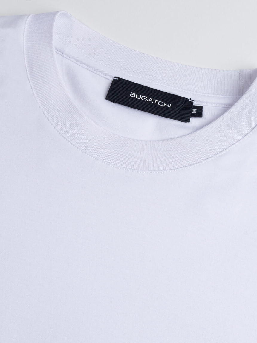 Bugatchi T-Shirt - Rainbow Sleeve