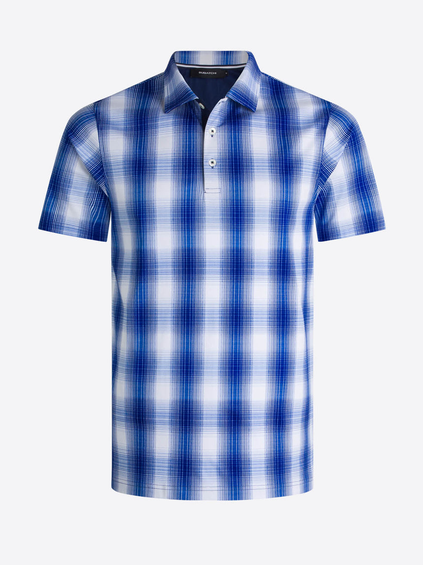 Bugatchi Short Sleeve Polo