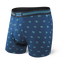Saxx Underwear Ultra - Blue Earth Day Globe