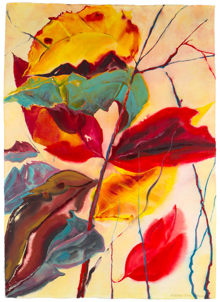 "Original Autumn Pennants 32"" x 40"""