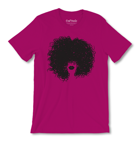 Luscious Curls Tee - Curl District