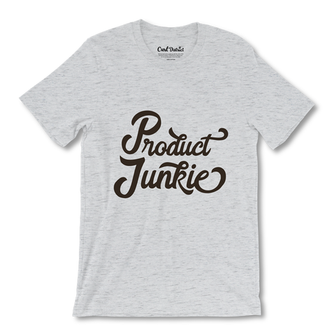 Product Junkie Tee - Curl District
