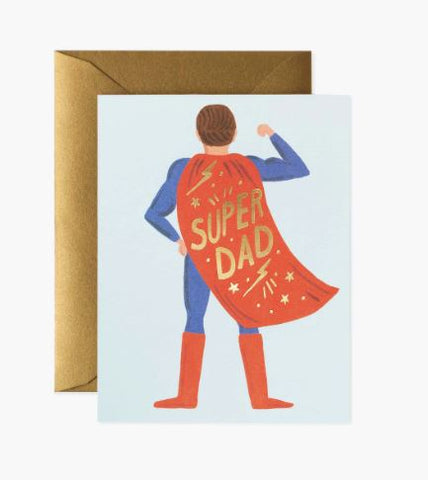 Rifle Paper Co. - Super Dad Card