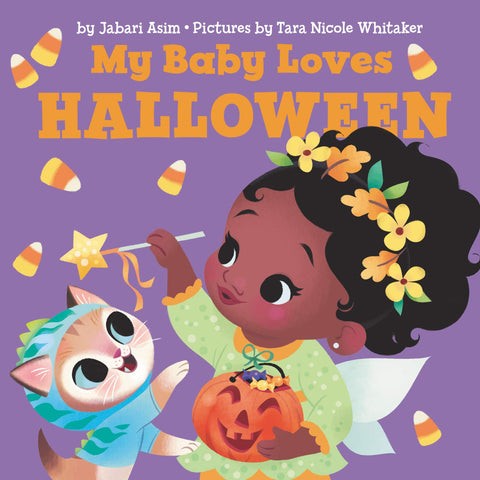 My Baby Loves Halloween by Jabari Asim