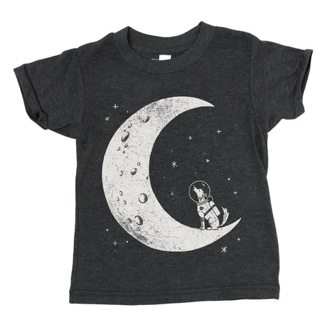 Factory 43 - Howl at the Moon Kids Shirt