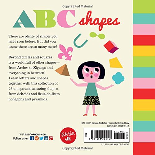 Little Concepts: ABC Shapes