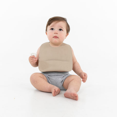 Gathre Mat -Pocket Bib - Fog