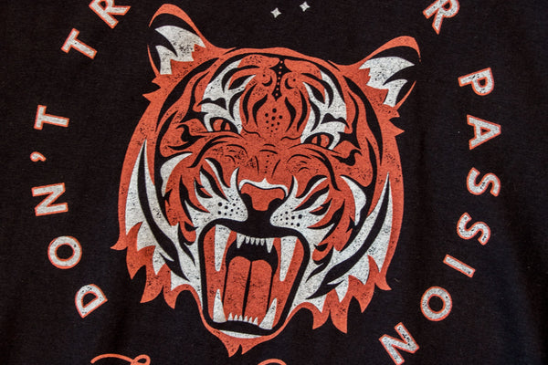 Shop Good Co. - Graphic Adult Tee - Passion For Glory - Tiger