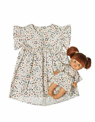 Minikane - Collection Duo - Daisy Robe - Nina