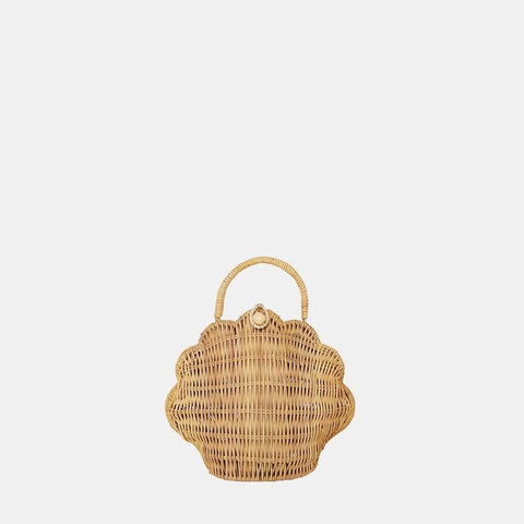 Olli Ella - Shell Purse - Straw