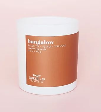 North + 29 - 8.5 oz Soy Candle - Bungalow