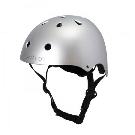 Banwood Bikes - Kids Helmet - Chrome - Preorder 8/20
