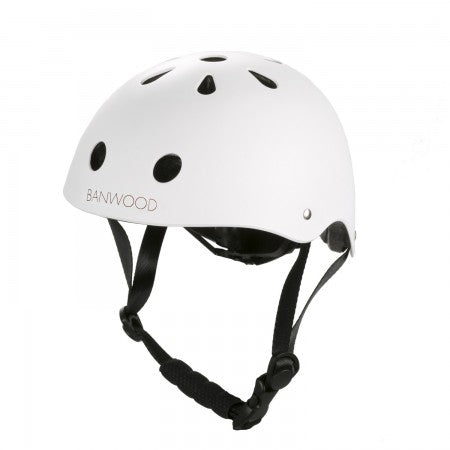 Banwood Bikes - Kids Helmet - White