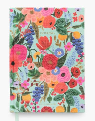 Rifle Paper Co. - Garden Party Fabric Journal