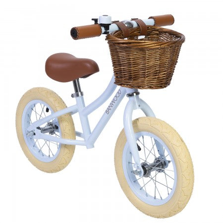 Banwood Bikes - First GO Balance Bike - Sky - PREORDER 11/11
