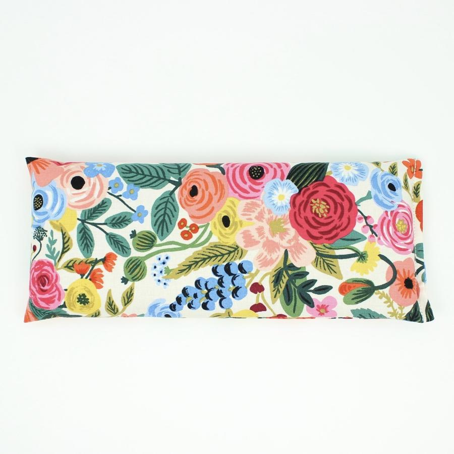 Sweet Dreams - Lavender Eye Pillow - Rifle Paper Co. Cream Floral