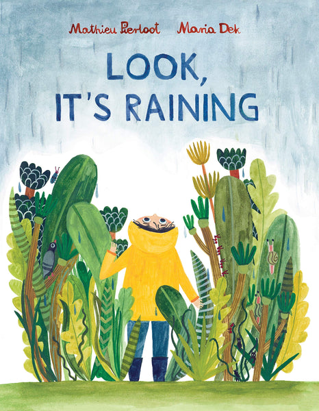 Look it's Raining - by Matthieu Pierloot and Maria Dek