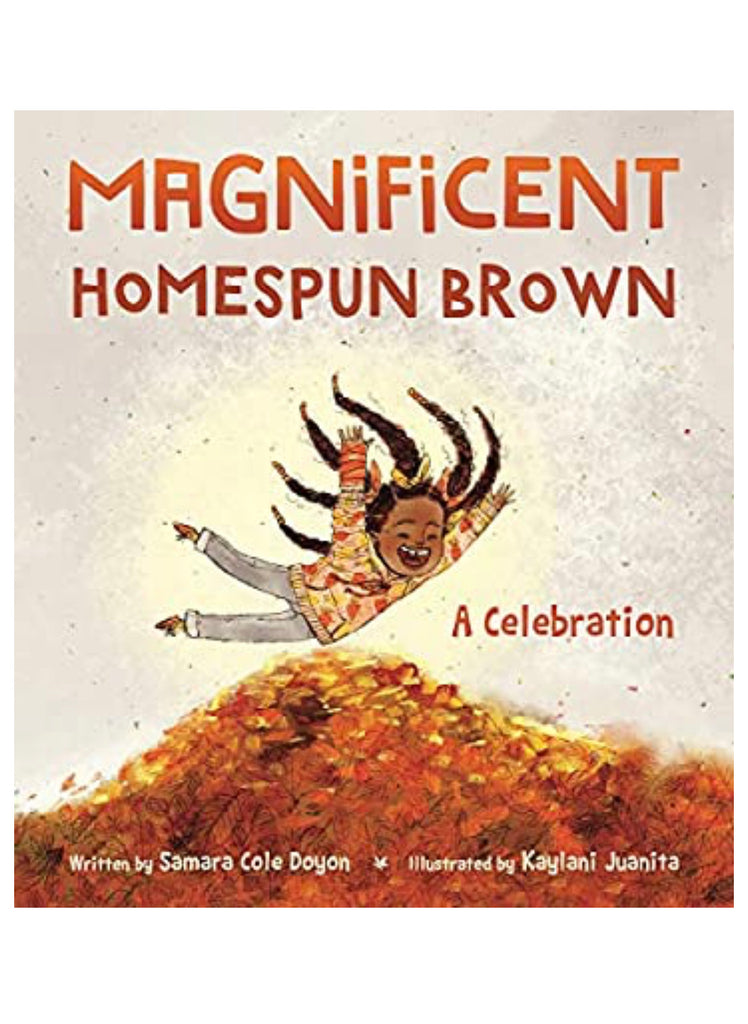 Magnificent Homespun Brown - A Celebration