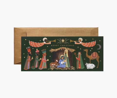 Rifle Paper Co - Holiday Nativity