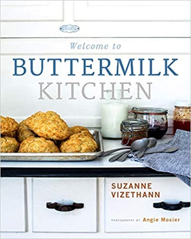 Welcome to Buttermilk Kitchen - Suzanne Vizethann
