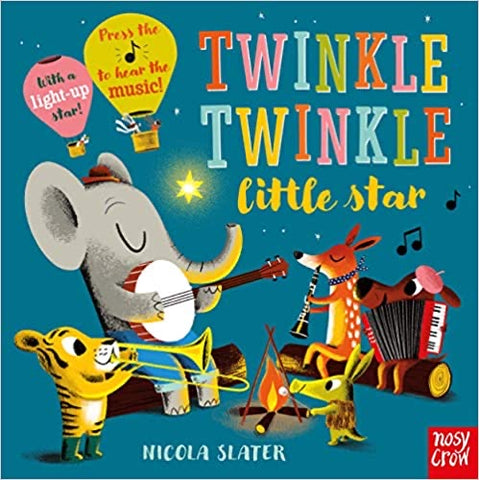 Twinkle Twinkle Little Star - by Nicola Slater
