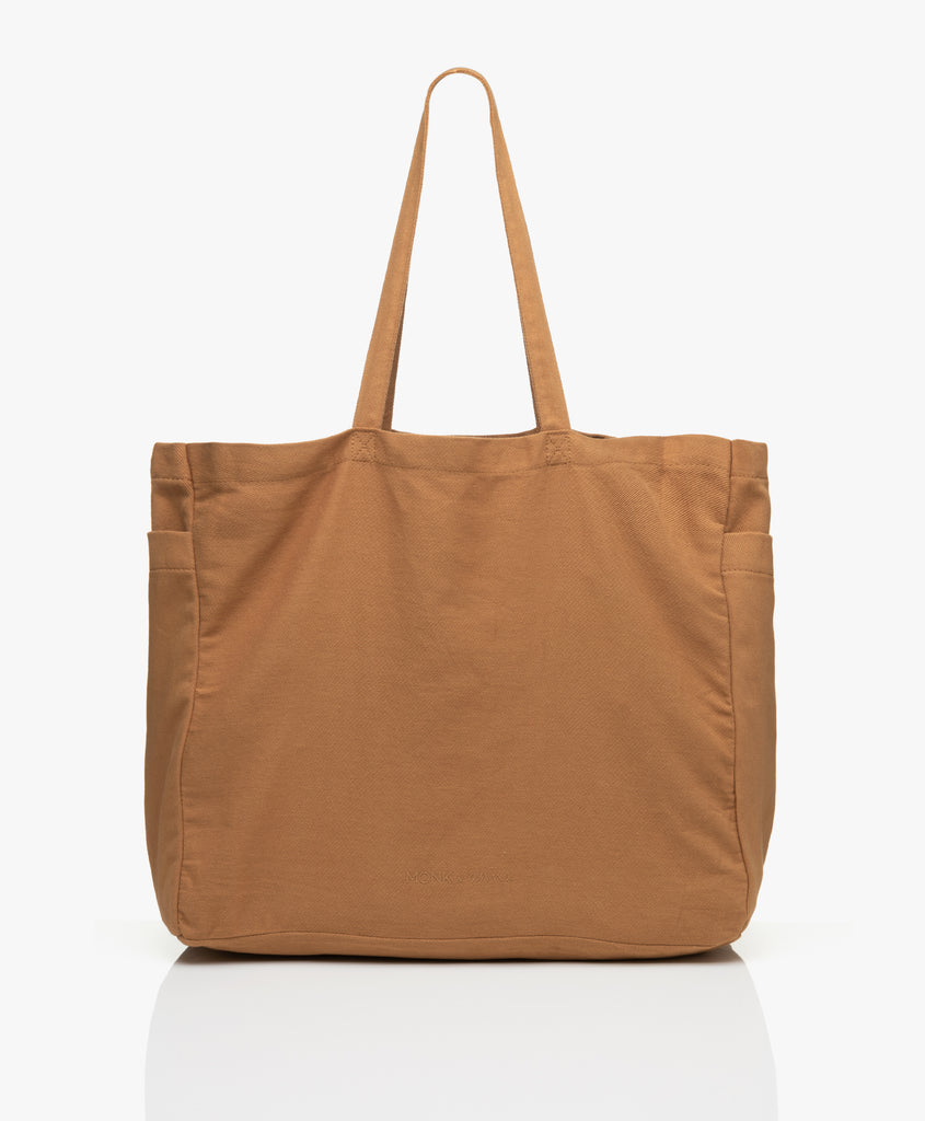 Monk & Anna - Ribbed Canvas - Khaki
