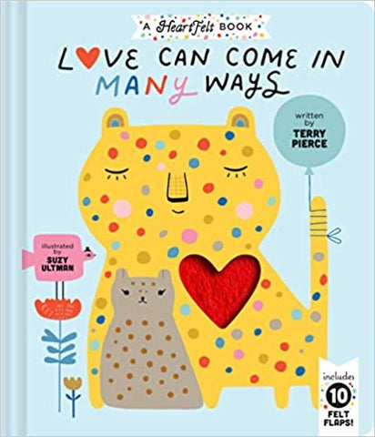 Love Can Come In Many Ways by Terry Pierce
