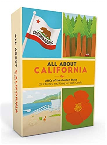 All About California Flashcards