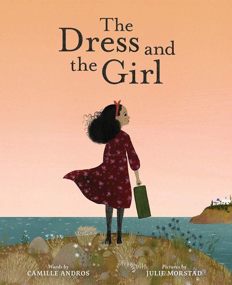 The Dress and the Girl - Camille Andros