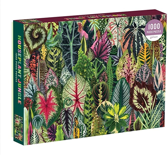 Galison - Houseplant Jungle Puzzle