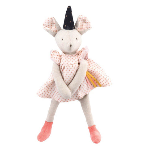 Moulin Roty - Mimi Mouse Doll