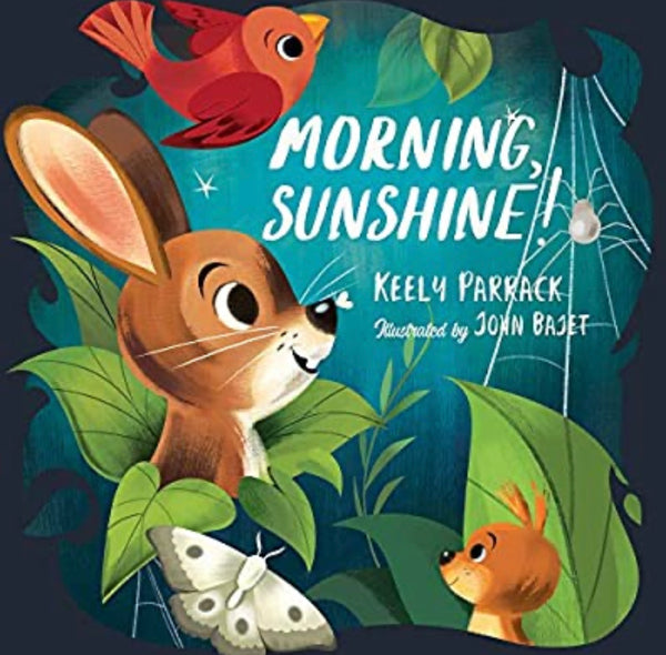 Morning Sunshine by Keely Parrack