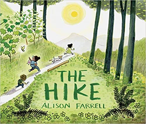 The Hike - by Alison Farrell