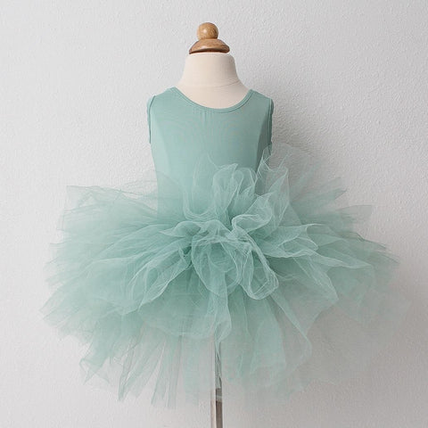 Mila & Rose - Tutu Leotard - Sage