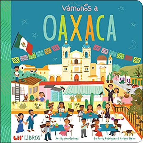 Vámonos a Oaxaca - Patty Rodriguez and Ariana Stein