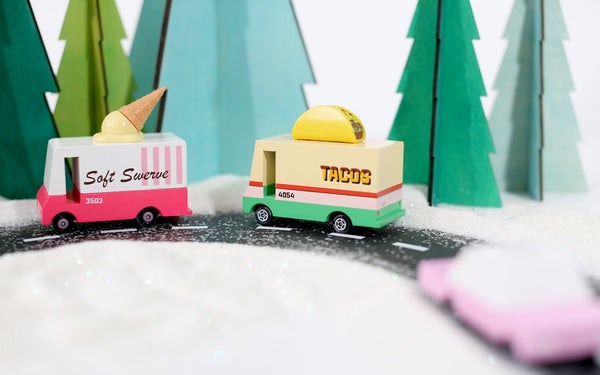 CandyLab Cars - Taco Truck