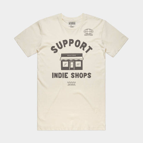 Shop Good Co - Support Indie Shops Graphic Tee