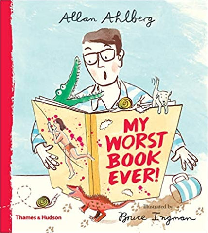 My Worst Book Ever - Allan Ahlberg